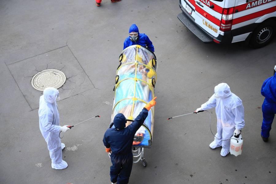 En Autódromo Hermanos Rodríguez, IMSS suma 40 camas Covid