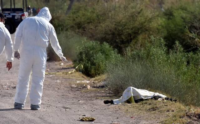 Seis estados concentran casi 50% de homicidios: SSPC