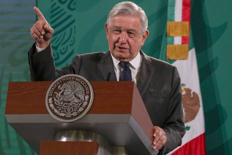 AMLO da bienvenida a presidente de Argentina; mañana estará en la 'mañanera'