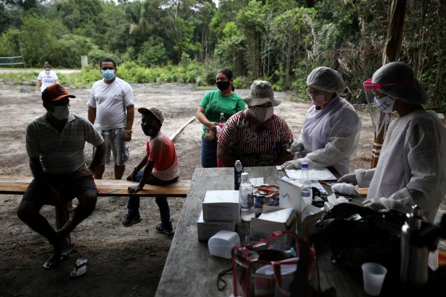 Más de 247 mil muertes de Covid-19 en Brasil y 10 millones de contagios