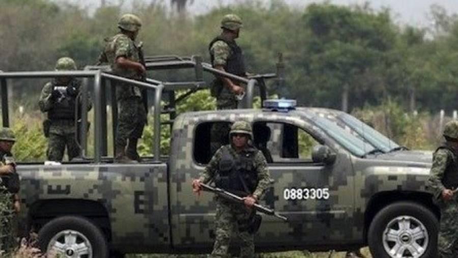 Grupo armado ataca tres zonas de Tepalcatepec