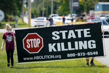Virginia y abolición de la pena de muerte