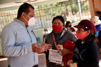 Alertan en Oaxaca sobre la venta de vacunas falsas contra Covid-19