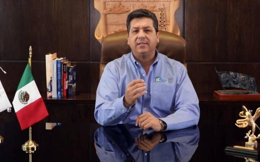 Solicita FGR desafuero del gobernador de Tamaulipas