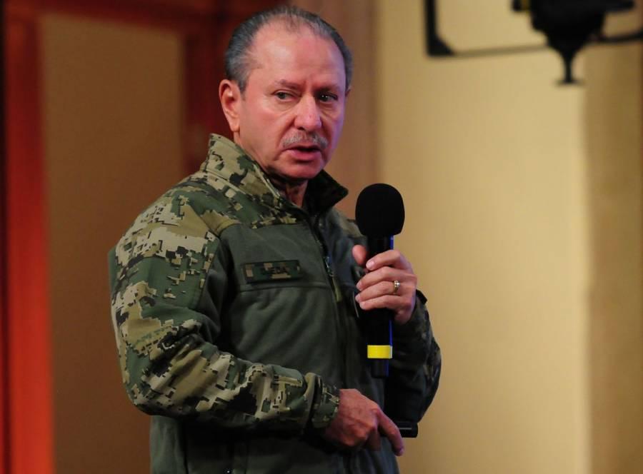 Rafael Ojeda, secretario de Marina, da positivo a COVID-19 por segunda vez