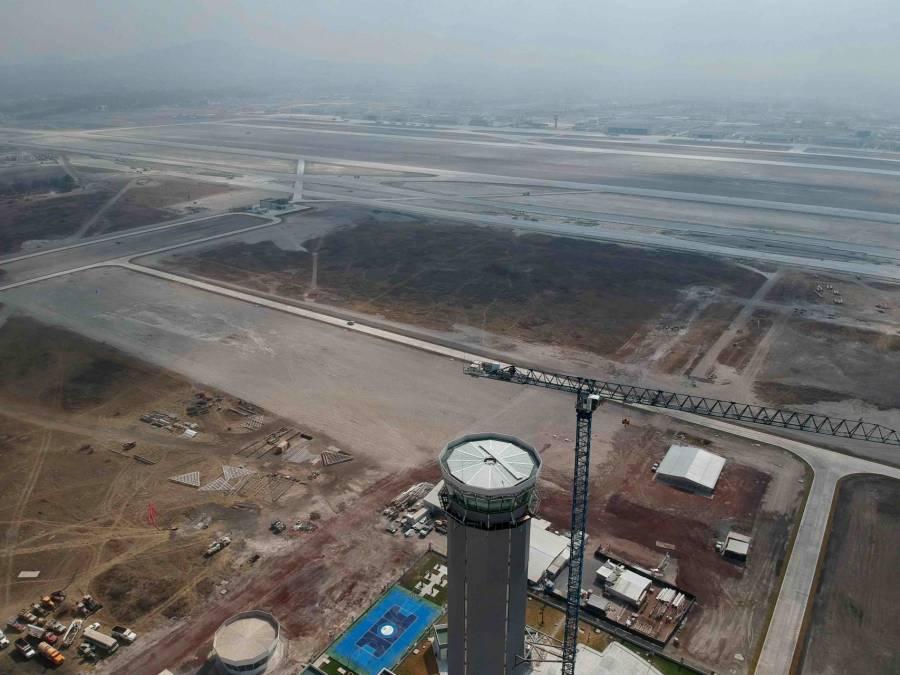 Gobierno federal expropia terrenos en el Edomex para el Aeropuerto de Santa Lucía