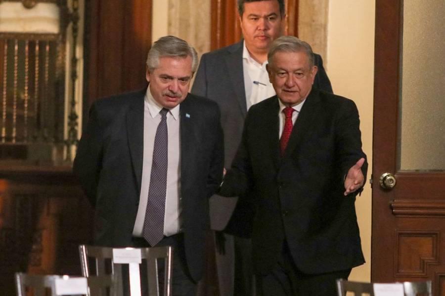México tiene el primer presidente honesto y decente: Alberto Fernández