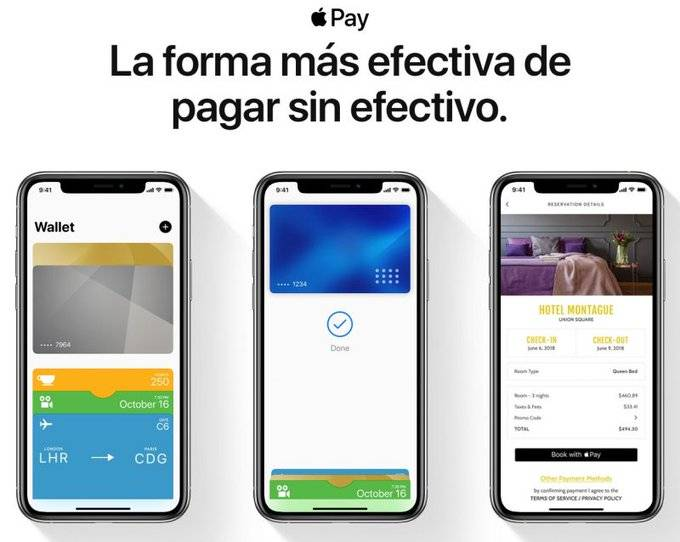 Apple Pay llega a México: Así podrás utilizar tarjetas bancarias desde tu dispositivo iOS