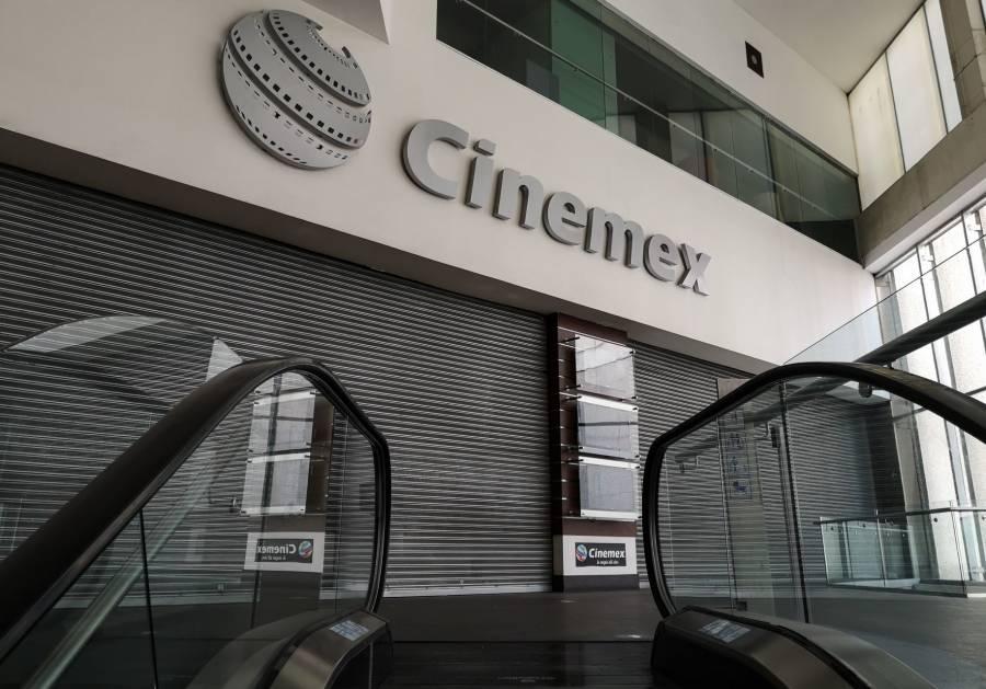 Cinemex cierra cortina… hasta en la web