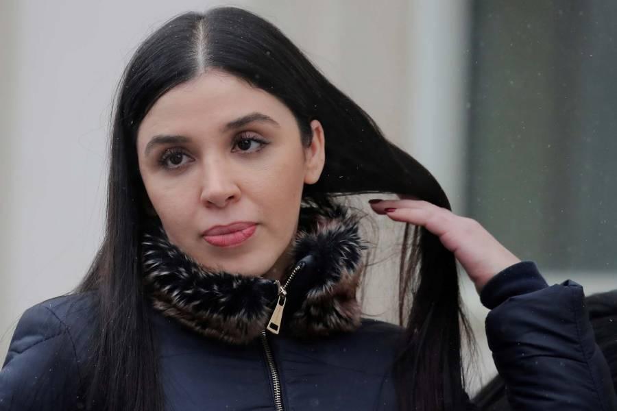 Arrestan por narcotráfico a Emma Coronel en EU