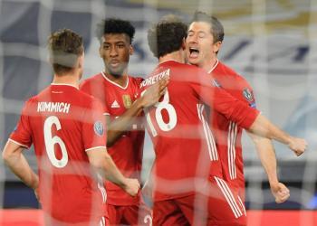 Bayern destroza a Lazio y se acerca a la siguiente ronda en la Champions League