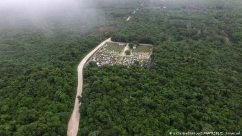 Conceden suspensión definitiva contra obras del Tren Maya en Yucatán