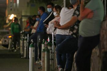 México reporta 2 millones 247 mil 852 casos estimados de COVID-19 y 181 mil 809 fallecidos