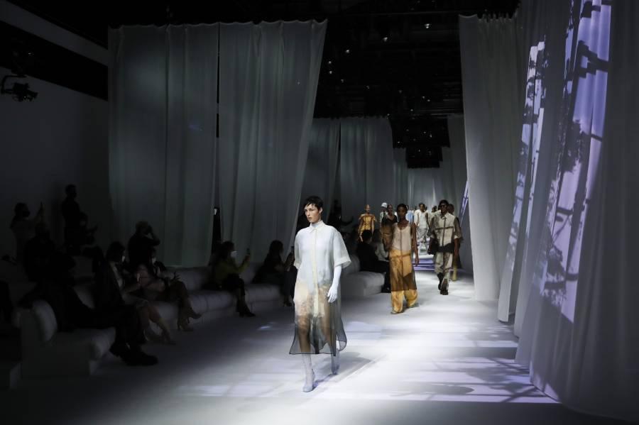 Missoni y Fendi inauguran Semana de la Moda de Milán