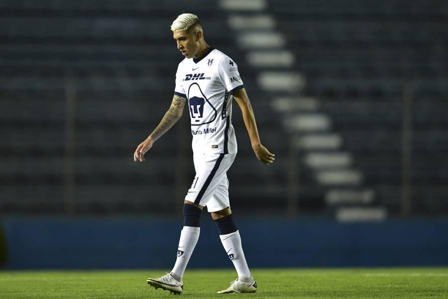 Jonathan Suárez, exjugador de Pumas, detenido por agresión sexual