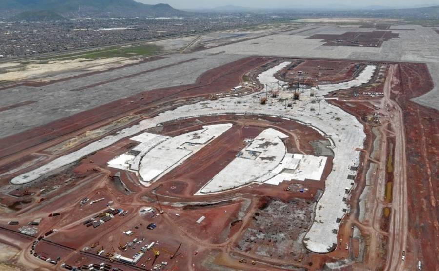 "REPORTE DE ASF SOBRE COSTO AEROPUERTO DE TEXCOCO CON ""ERRORES BÁSICOS"": SHCP"