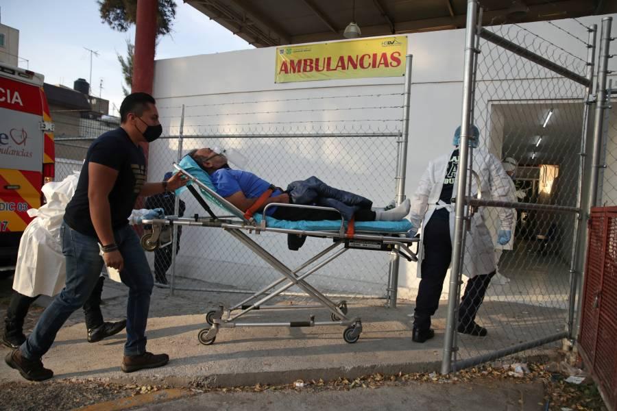 México reporta 2 millones 256 mil 757 casos estimados de COVID-19 y 182 mil 815 fallecidos