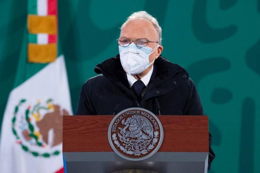 """""""No hay ninguna cosa de tipo político"""": Alejandro Gertz sobre Cabeza de Vaca"""