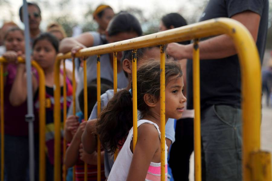 EEUU reactiva asilo para migrantes retenidos en campamento de Matamoros