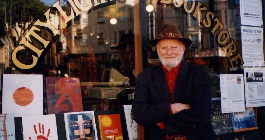El poeta Lawrence Ferlinghetti muere a los 101 años