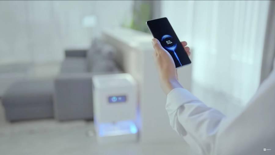 Carga inalámbrica por aire, la nueva forma para cargar los dispositivos móviles