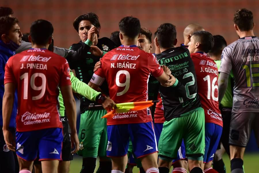 Comisión Disciplinaria descarta racismo en el Atlético de San Luis vs Santos