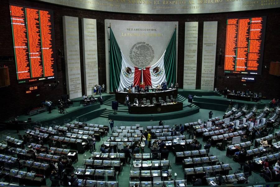 Diputados avalan en lo general y particular la Reforma Eléctrica