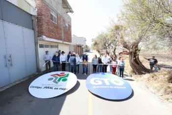 Guanajuato invierte más de 72 mdp en obras públicas para Jaral de Progreso