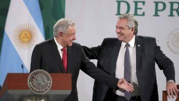 Presidente de Argentina invitado en conmemoración del Plan de Iguala en México