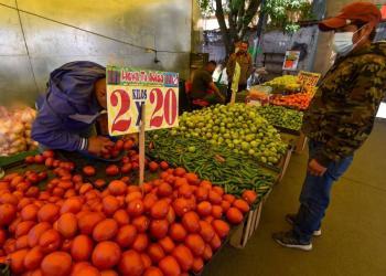 Inflación, al alza en primera mitad de febrero; se ubica en 3.84%