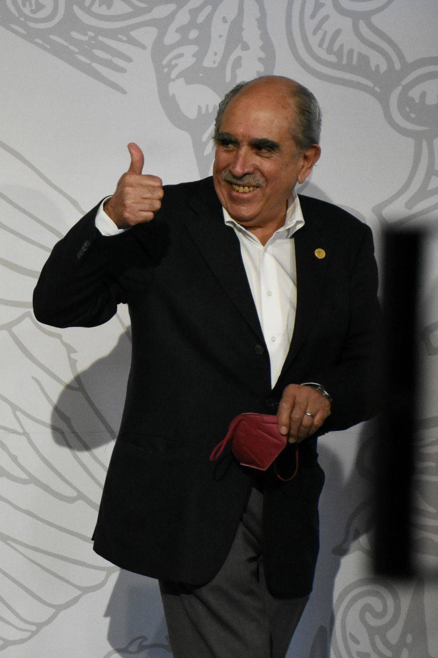 ...Y Pablo Gómez adelanta que solicitud no tiene validez hasta ratificación