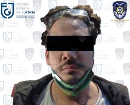 FGJ detiene al youtuber Rix, acusado de abuso sexual contra Nath Campos