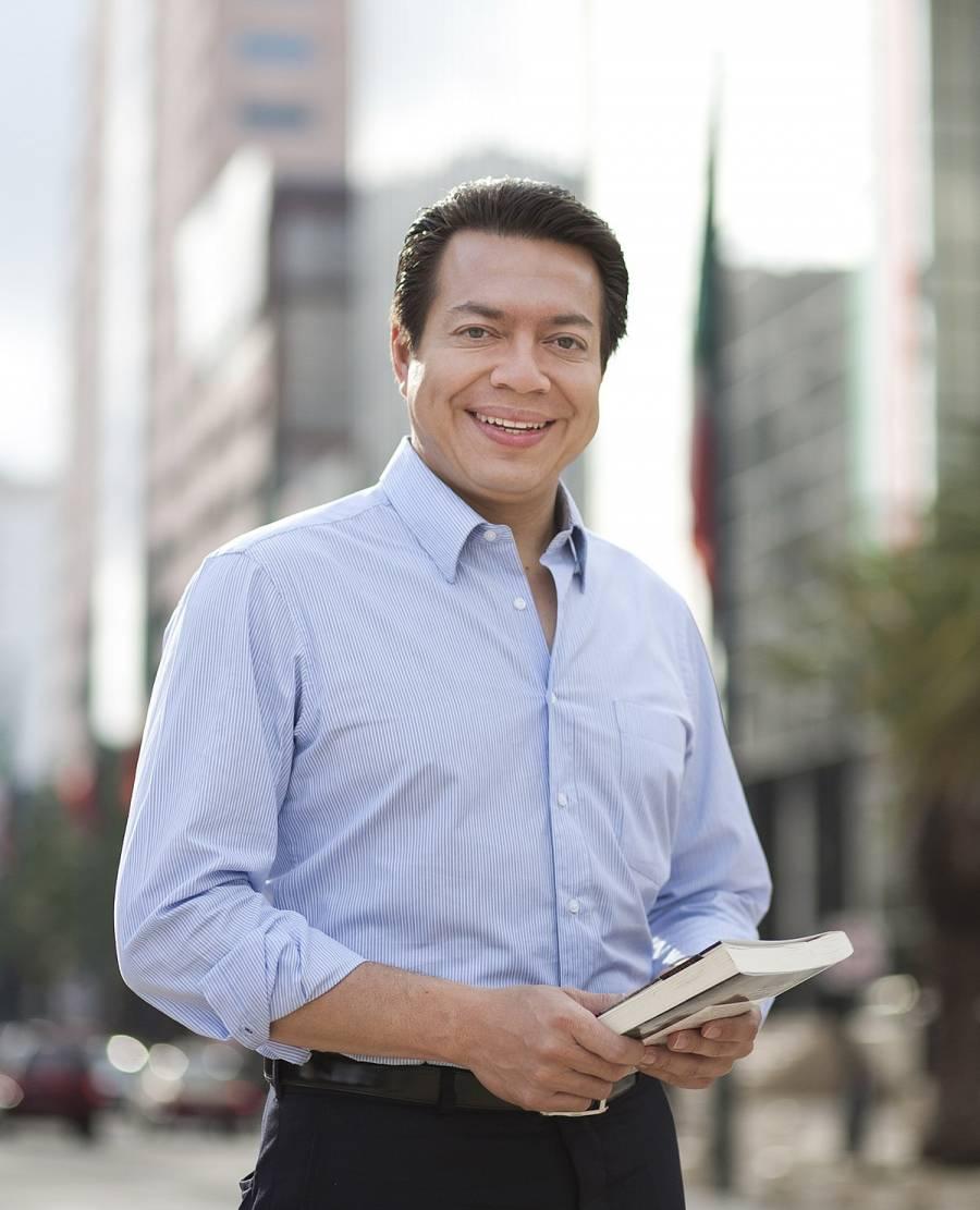 Mario Delgado desmiente que Morena utilice vacuna con tintes electorales