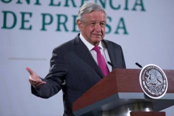 López Obrador califica como