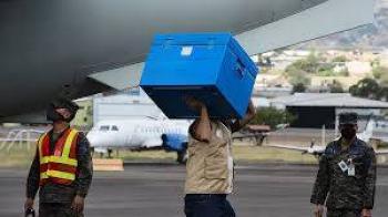 Honduras y Guatemala reciben donación de vacunas contra COVID-19 de Israel