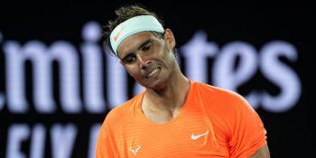Nadal se retira del torneo de Rotterdam