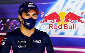 Sergio Pérez está decidido a entregar todo para Red Bull