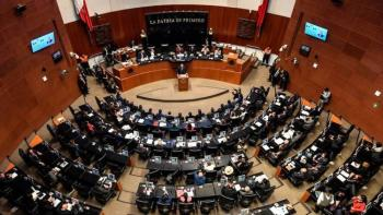 Senado de la República recibe minuta para reforma energética