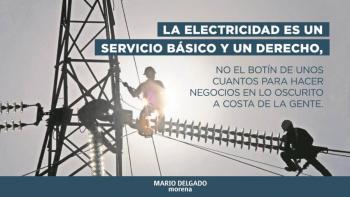 Ley de industria eléctrica recuperará patrimonio: Mario Delgado