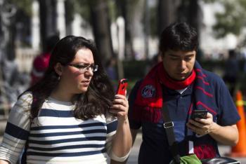En México, 54% de desempleados  busca trabajo en redes sociales