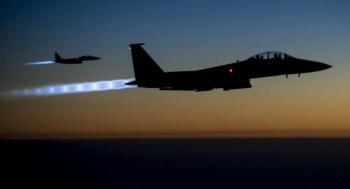 En Siria, EEUU bombardea instalaciones de las milicias apoyadas por Irán