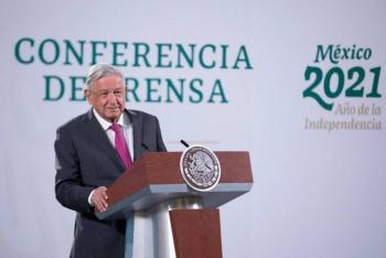 Se protegerá a candidatos, dice AMLO tras asesinato de Ignacio Sánchez