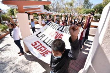 AMLO: caso Ayotzinapa, espina clavada en el alma