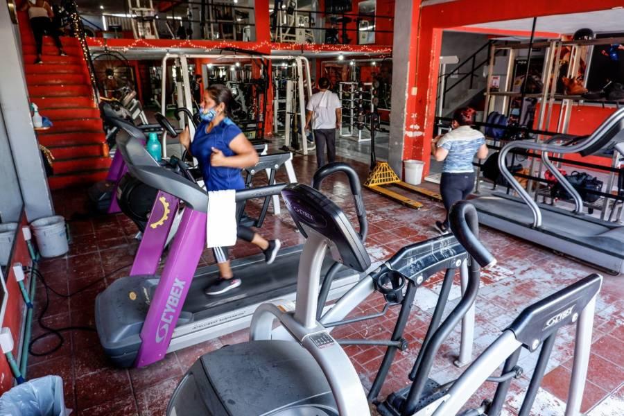 GobCDMX permite a gimnasios brindar servicio en su interior a partir del lunes