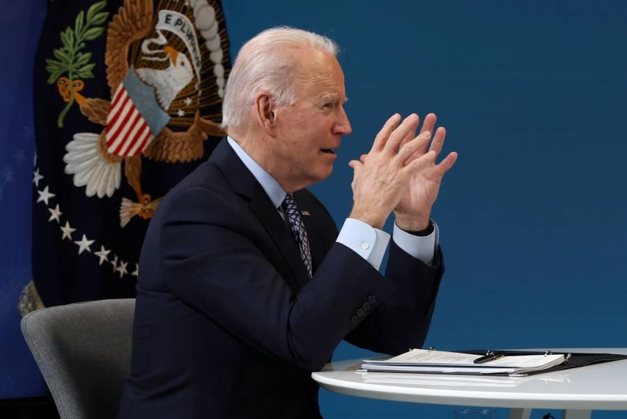 Biden insiste en sueldo mínimo en EEUU de 15 dólares por hora, tras bloqueo del Senado