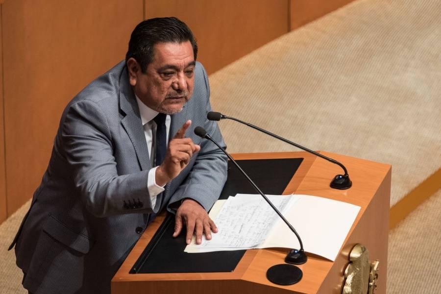 Morena quita candidatura a Félix Salgado Macedonio