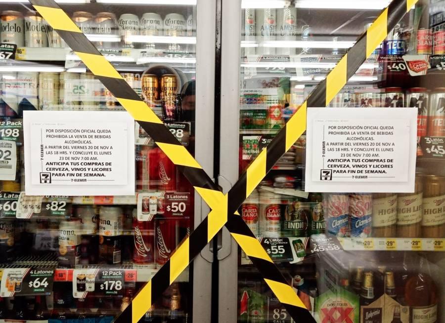 Algunas alcaldías en la CDMX dejarán de tener Ley seca