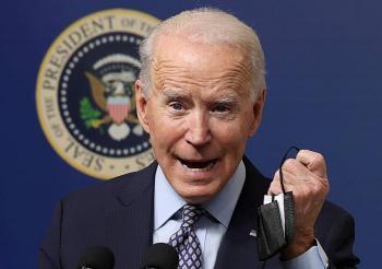 Biden ordena  ataque aéreo  en contra de milicia Siria