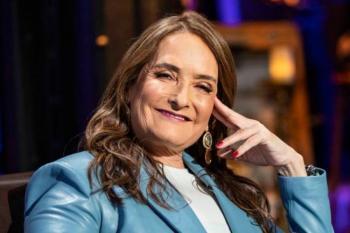 Patricia Armendáriz quiere diputación por Morena