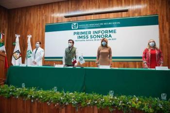 IMSS: Tras un año de la pandemia, se logró cero rechazos a pacientes y proteger a su personal médico